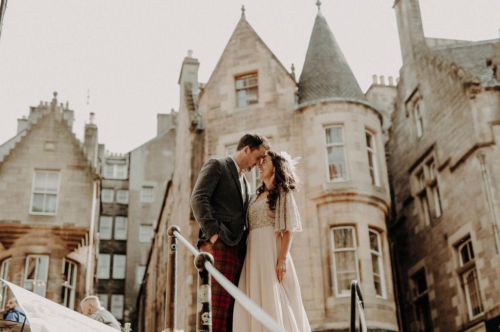 Edinburgh wedding inspiration