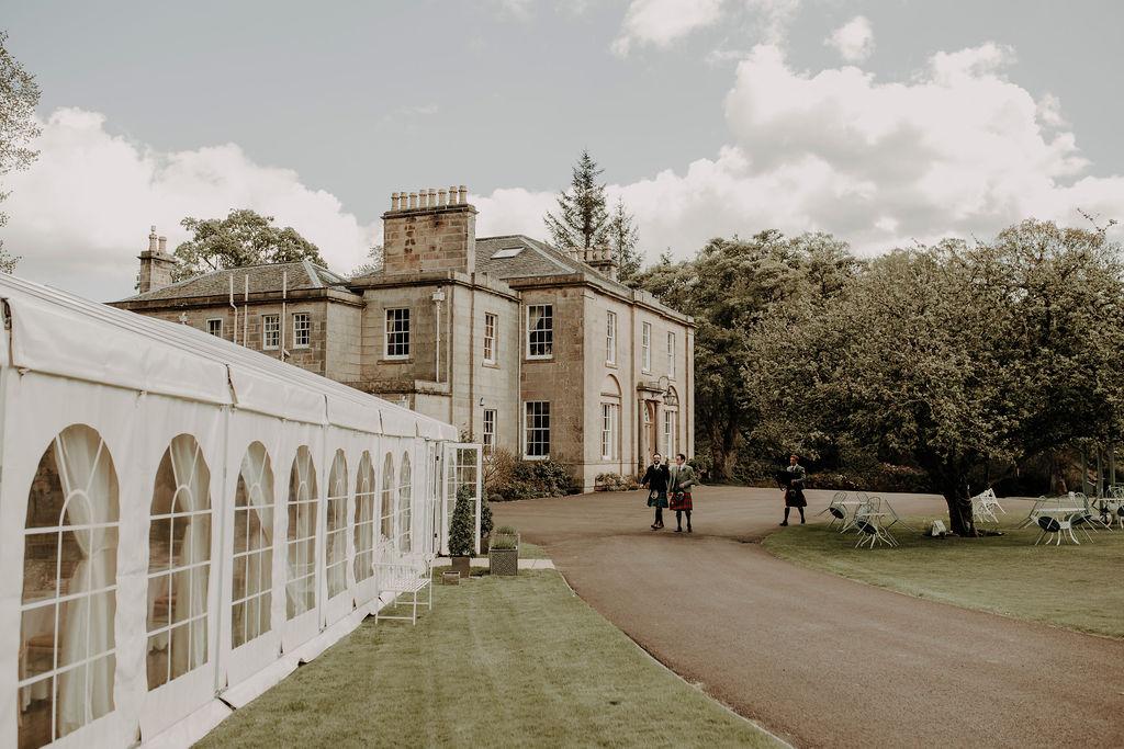 glencorse house wedding prices