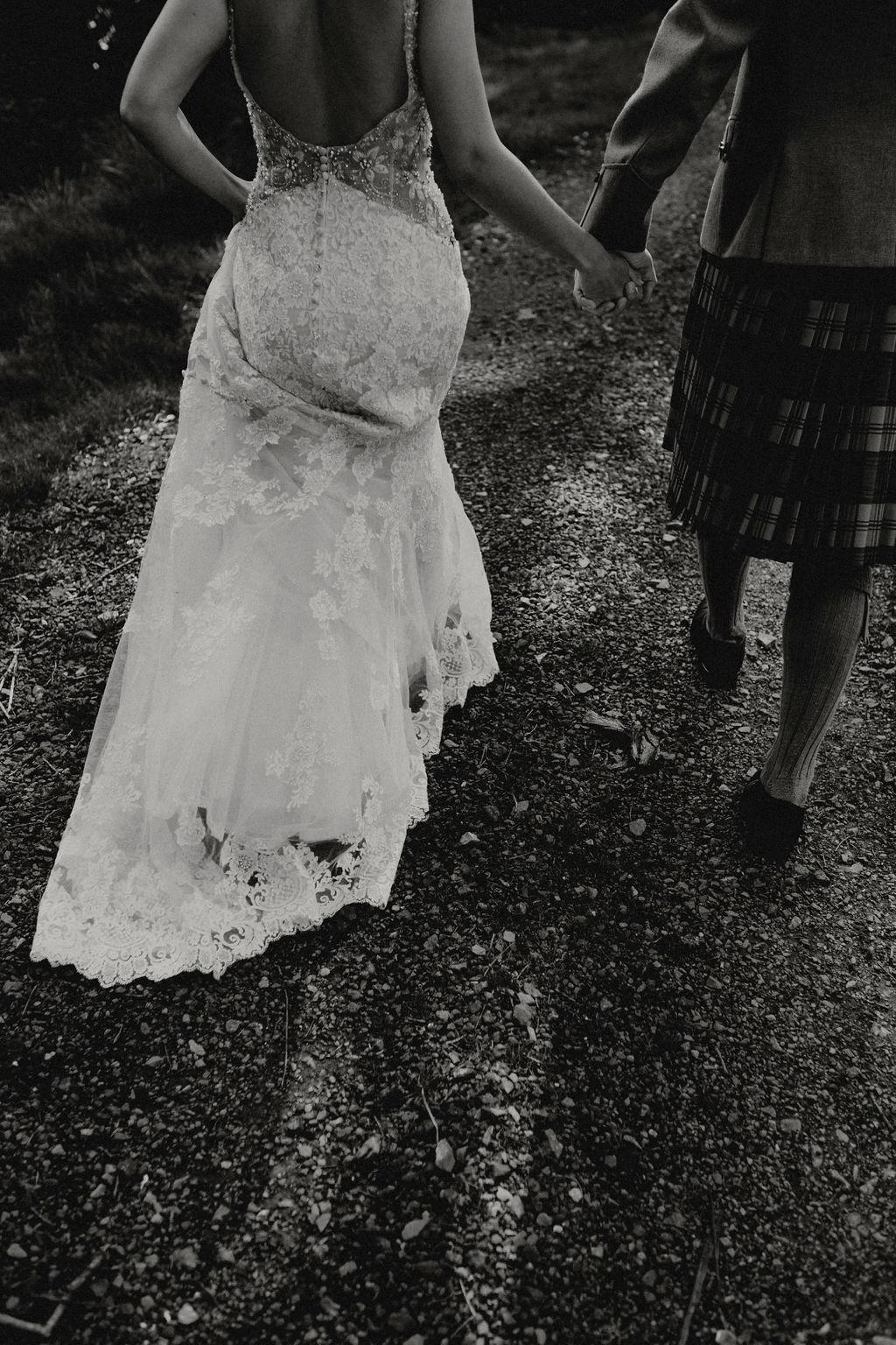 scottish fine art wedding photographer