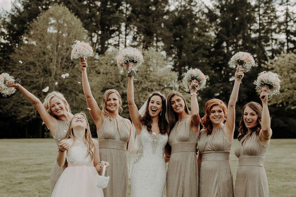 bridesmaids dresses glasgow