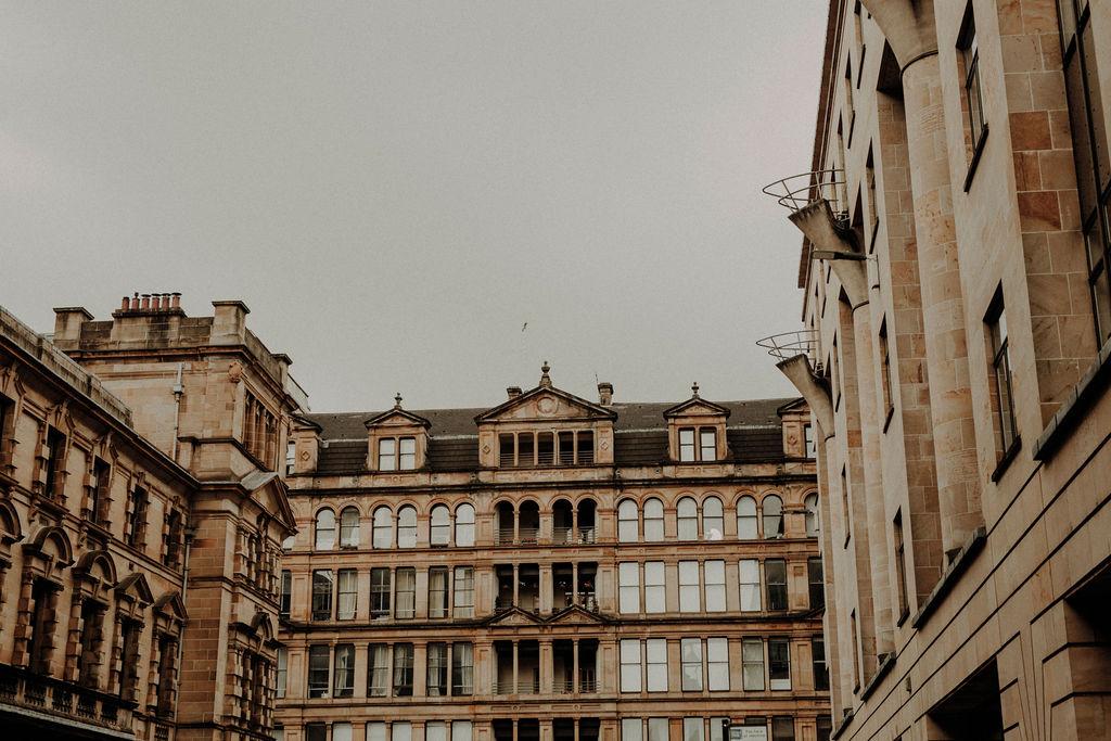 Glasgow City buildings
