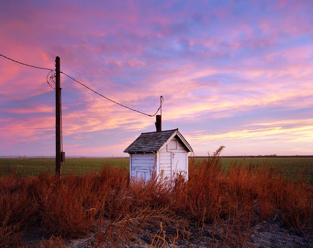 Pumphouse Sunrise