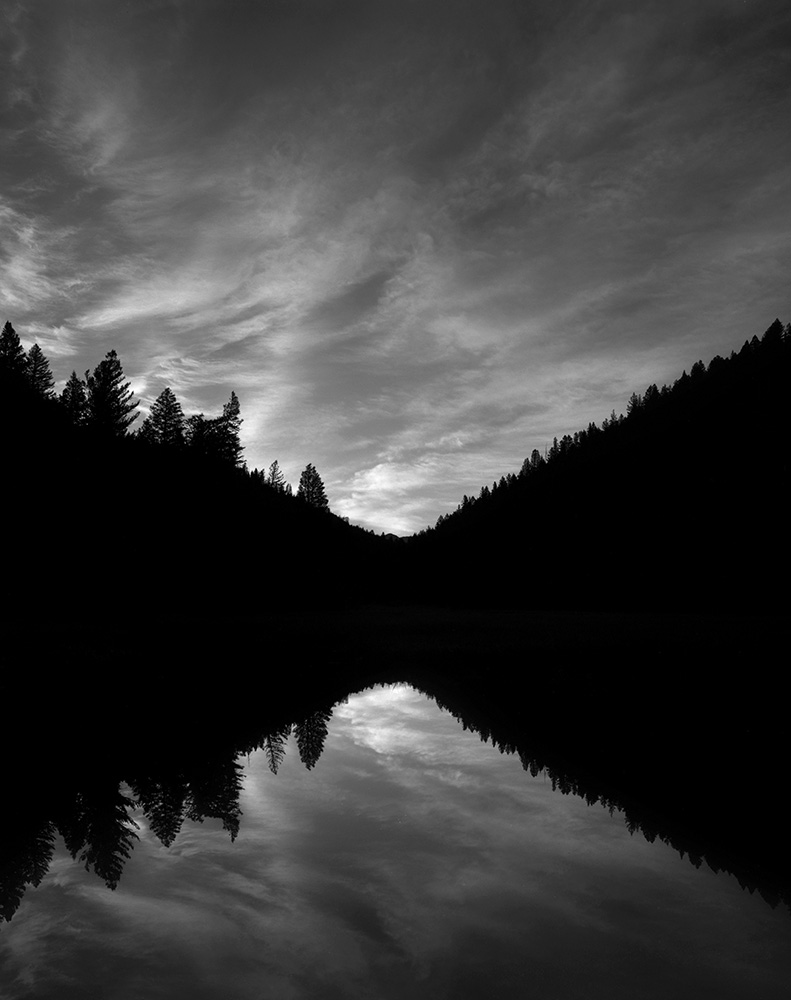 Gallatin Range Reflections