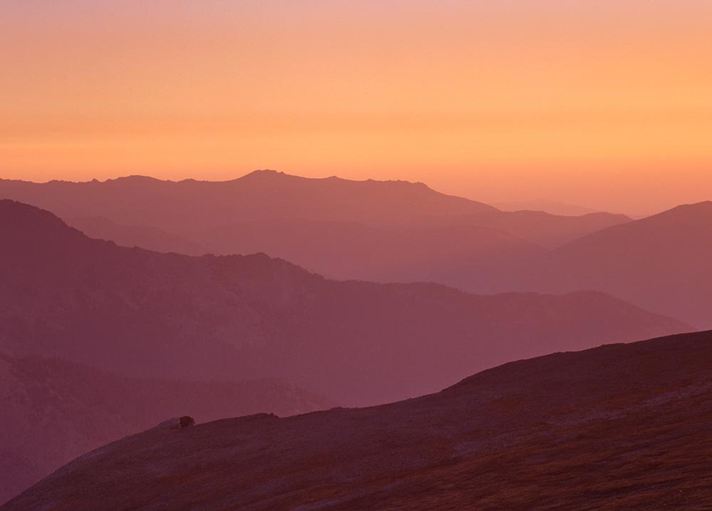 Trail Ridge Layers