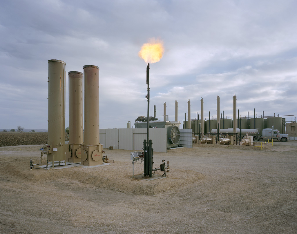 Flaring Tower
