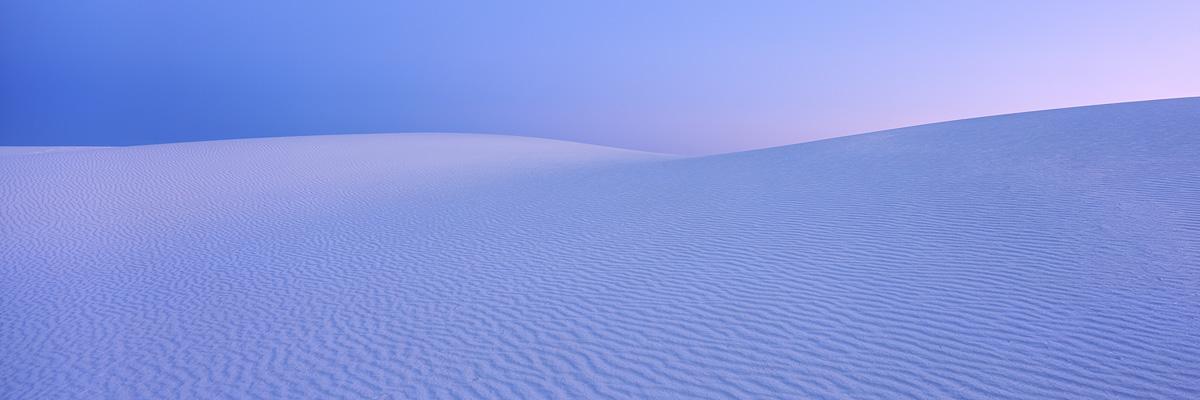 Blue Hour Dunes