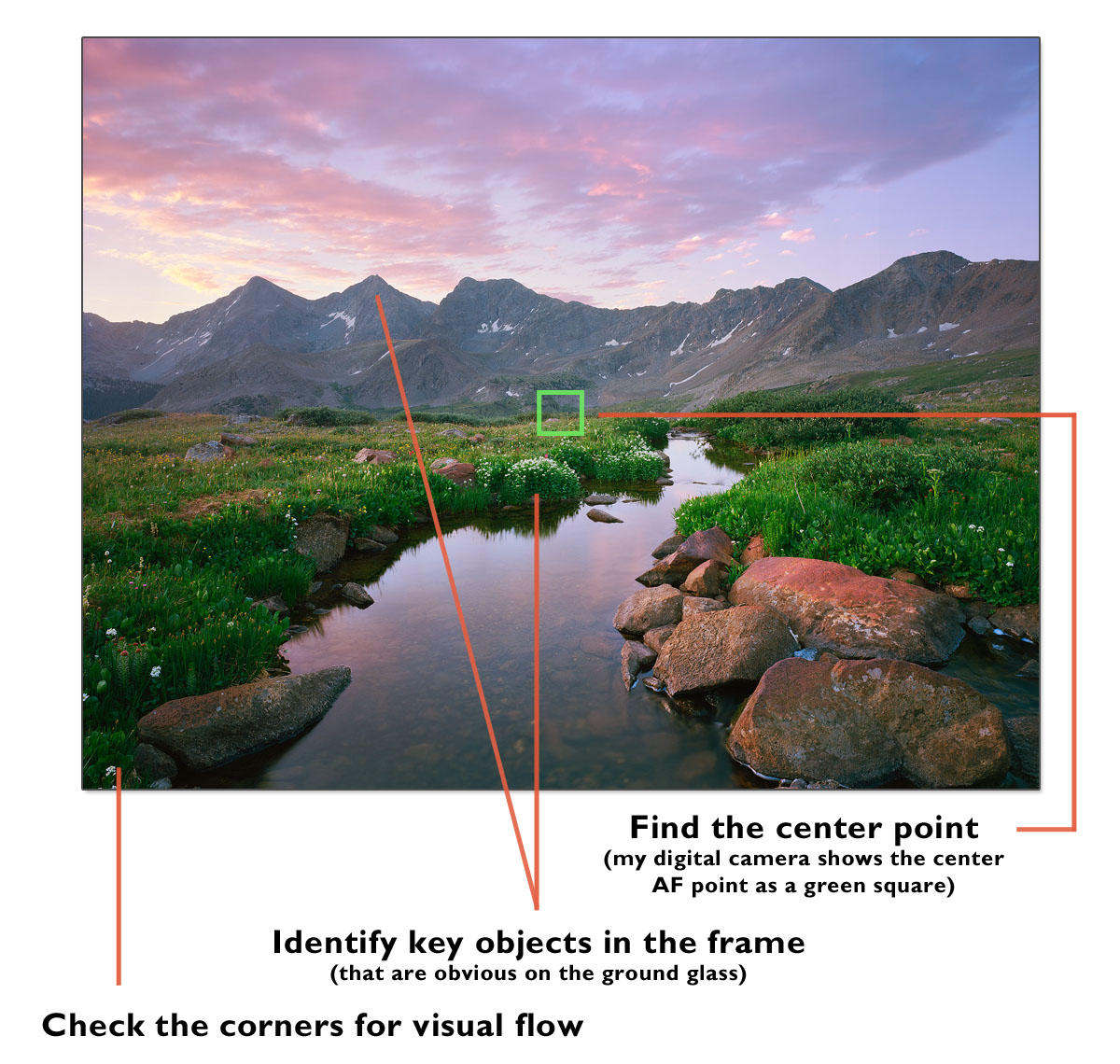 Comparing the ground glass with a viewfinder.jpg