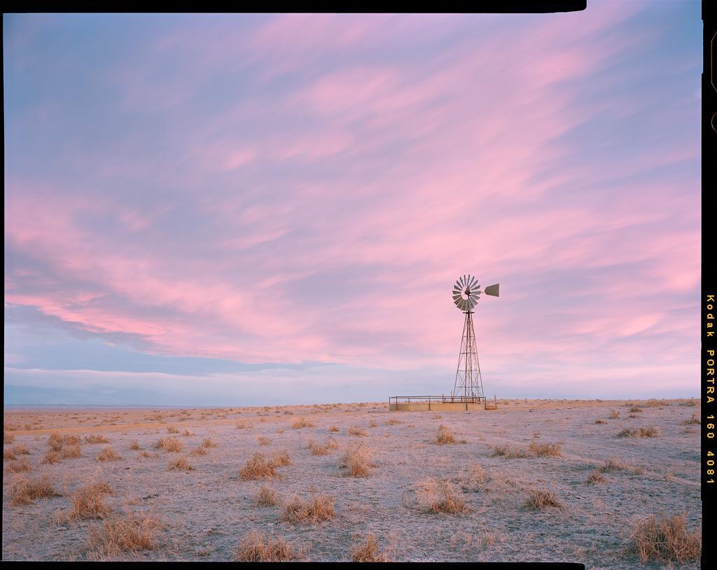"""Windmill IV"" - Colorado, January 2019"