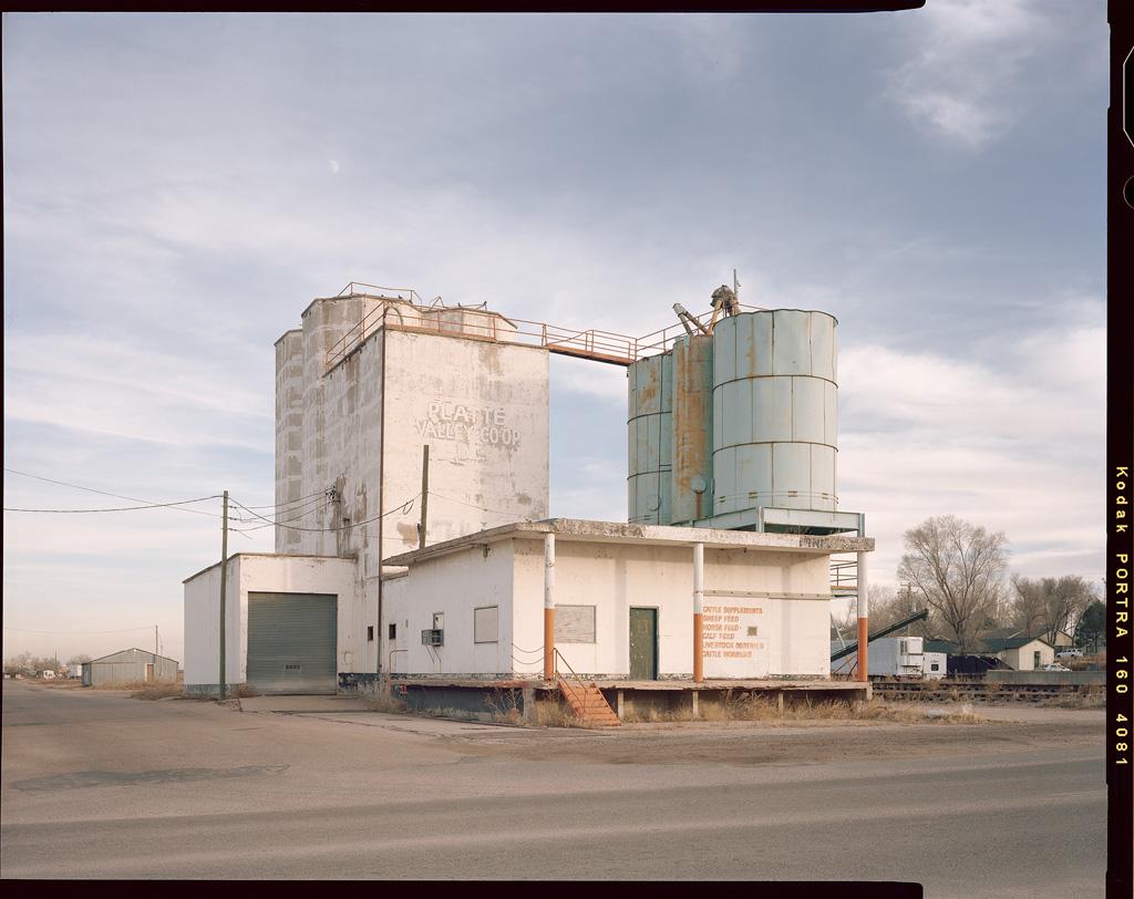 """""""Platte Valley Co-Op"""" Colorado, December 2018"""