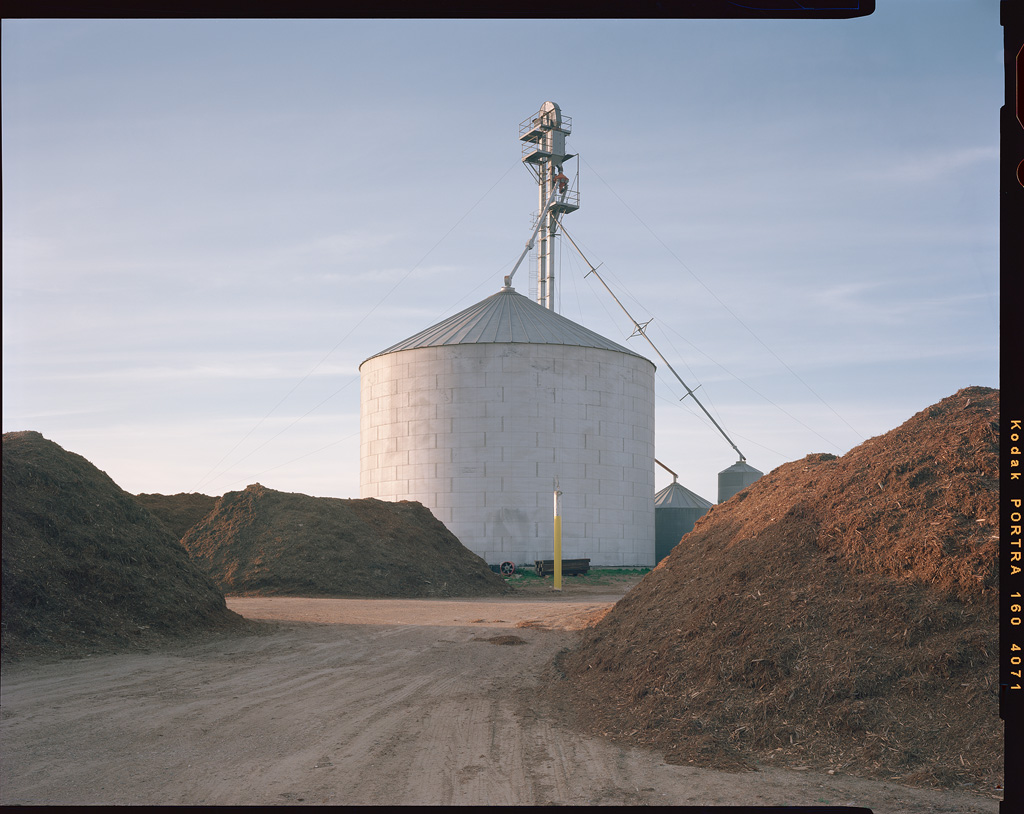 Mulch and Silos
