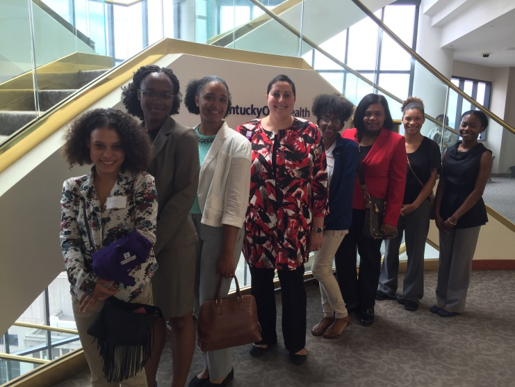 SummerWorks youth and employer at KentuckyOne Health