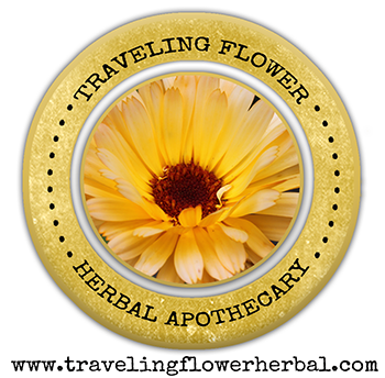 Traveling Flower Herbal Apothecary - Offering custom herbal-based services, including consultations, as well as handmade herbal recipes for individuals and families