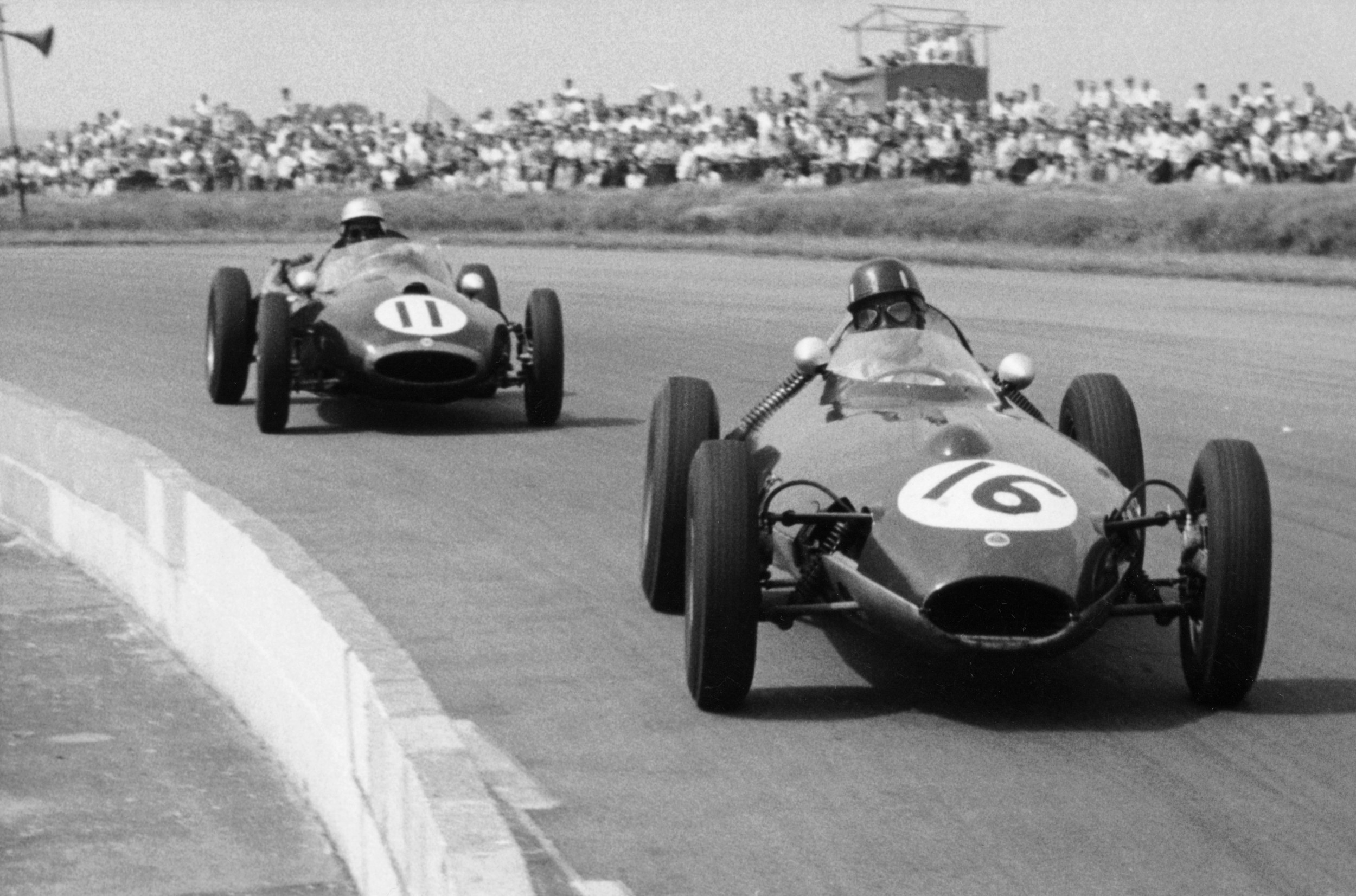Silverstone Circuit Racing