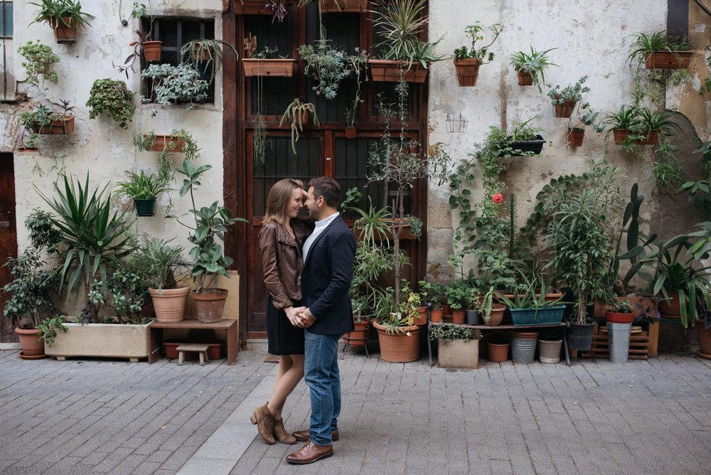 natalia + jorge - barcelona