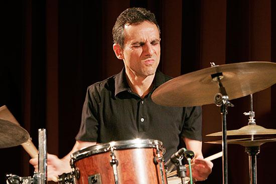 Drori Mondlack, Drums