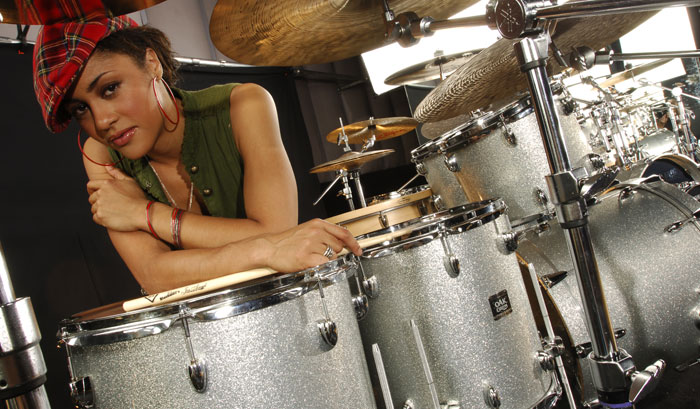 Kim Thompson, Drums