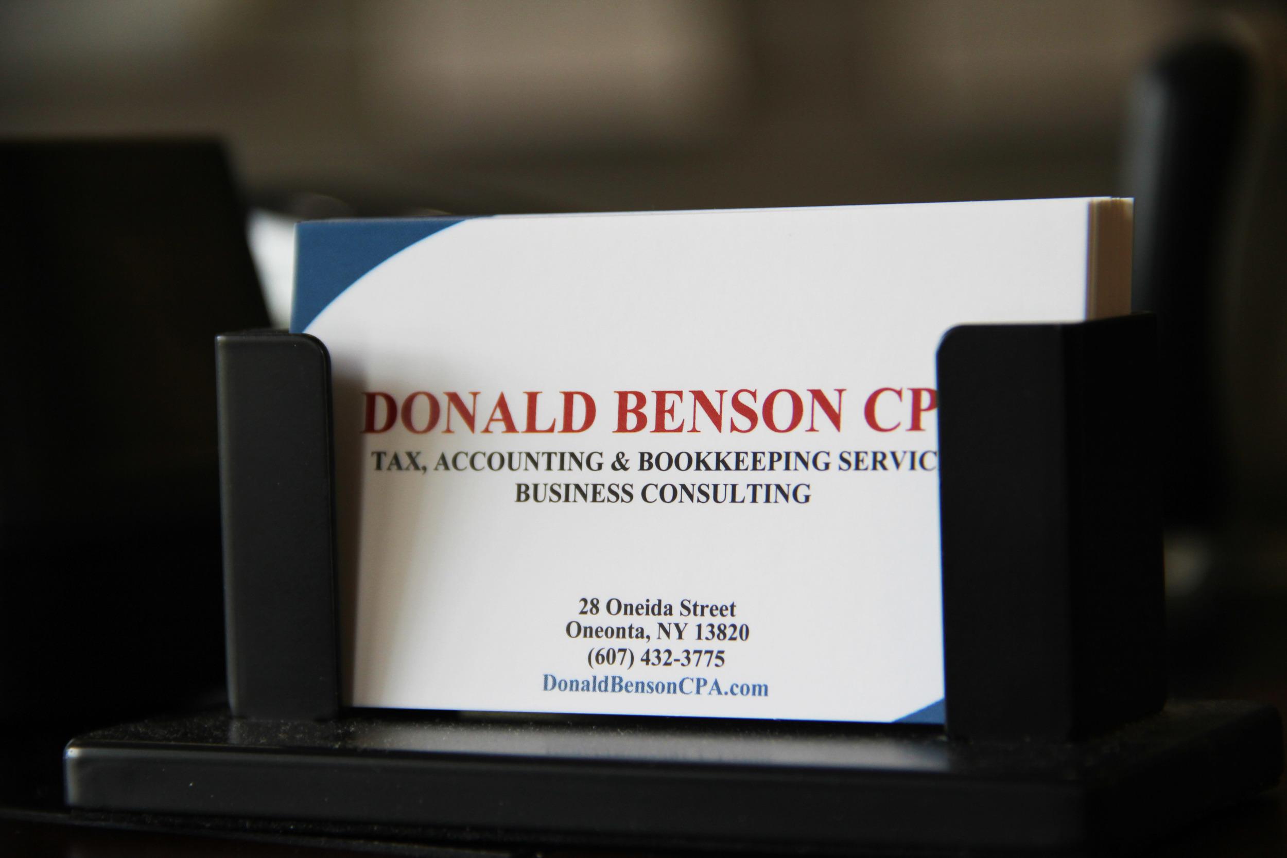 Business Advisory Oneonta NY