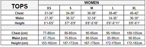 Mountain Bike Jersey for Women, Fit Guide
