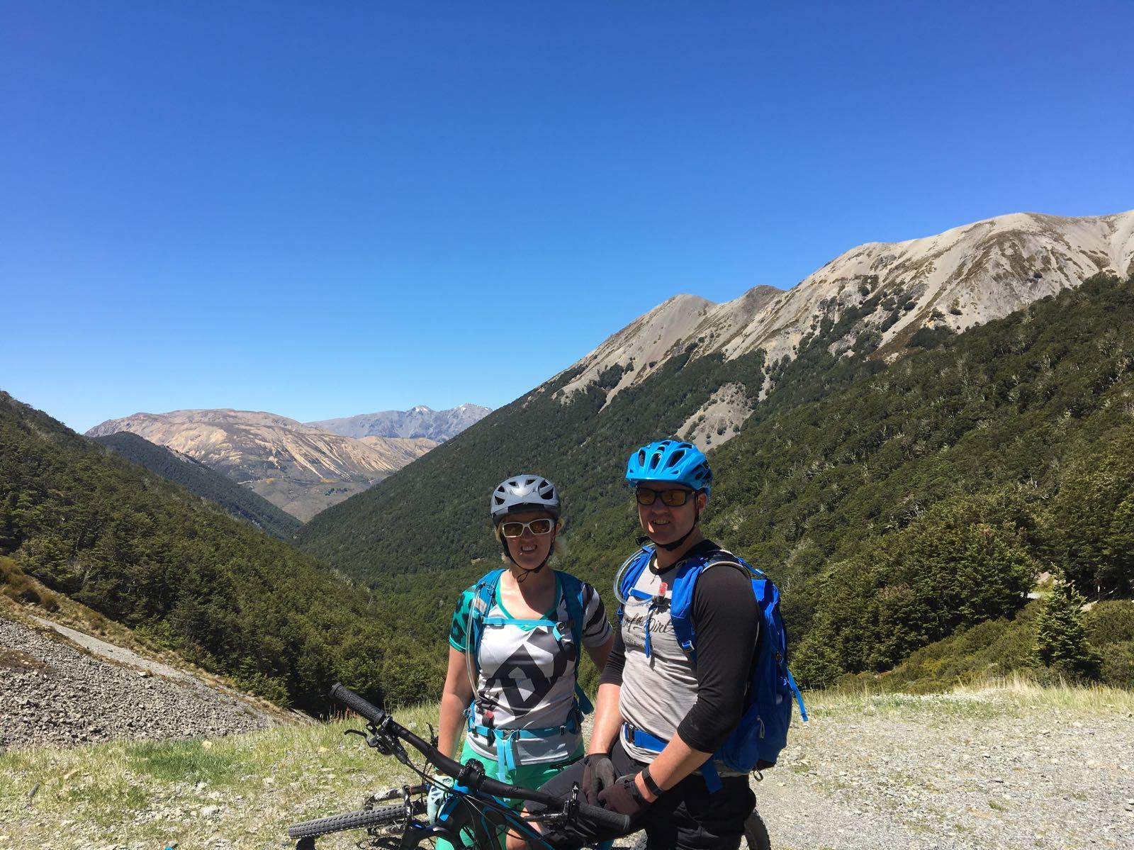 Mountain Bike Skills Christchurch NZ