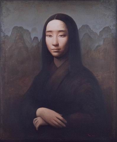 Painting by Yin Xin, source  EAST blog