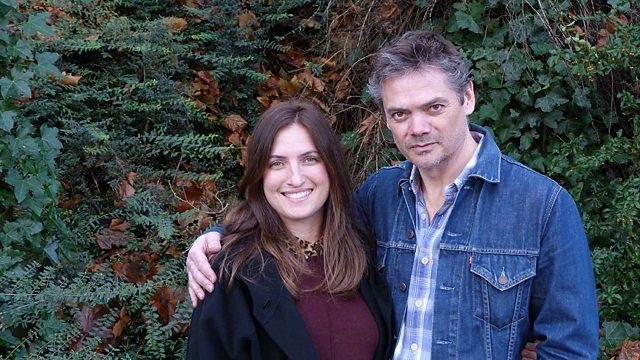 Helen (Louiza Patikas) and Rob (Timothy Watson) - photo from   The Archers blog