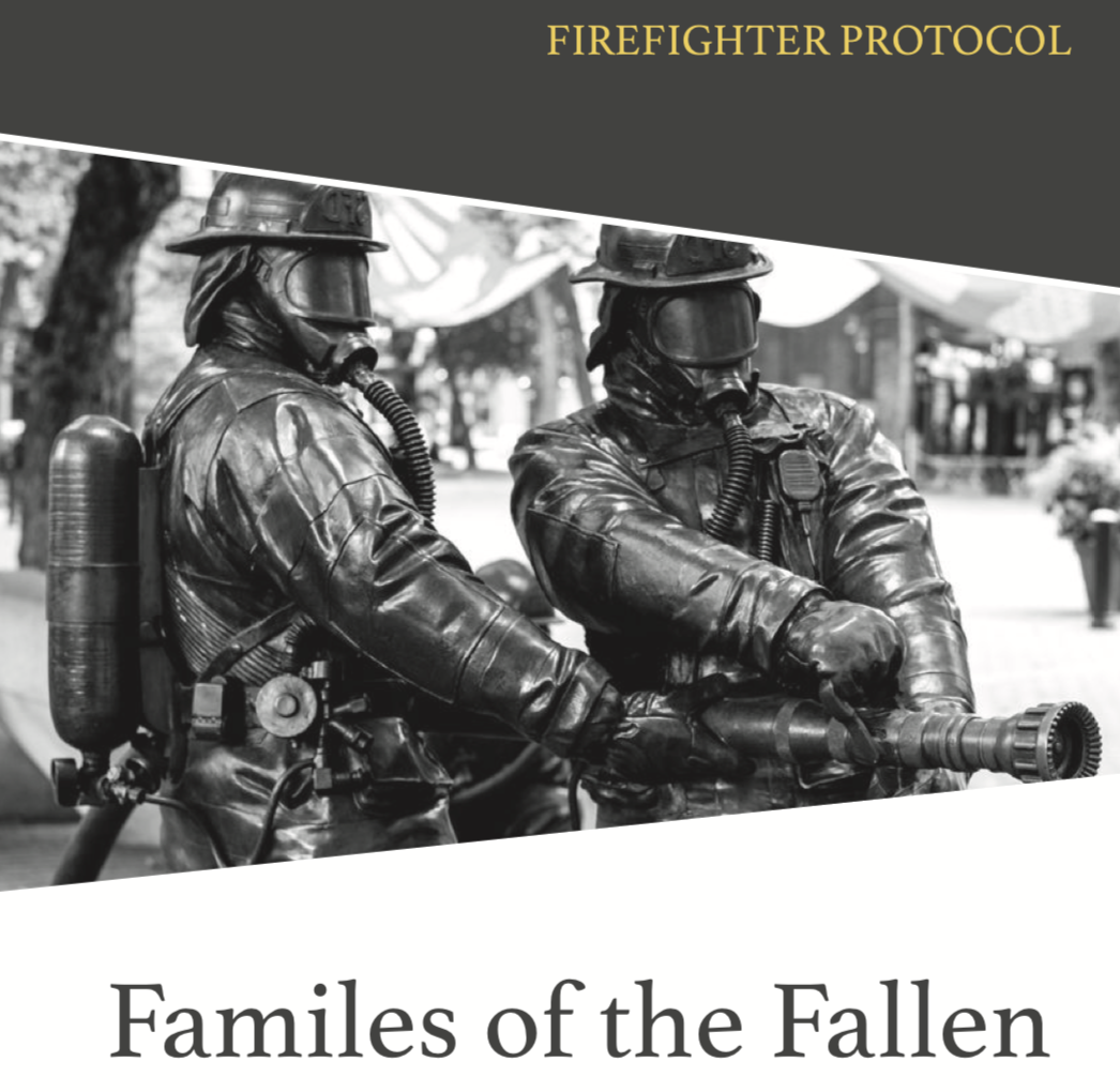 Click here to download the Firefighter / First ResponderProtocol -