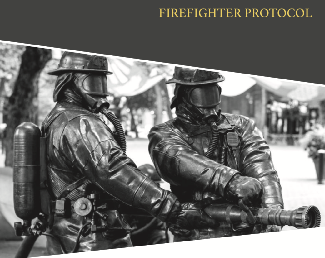 Click here to view theFamilies of the Fallen Protocol for First Responders -