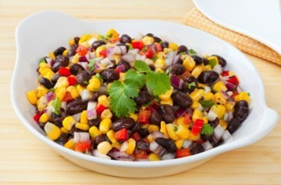 Southwest Corn And Black Bean Salad