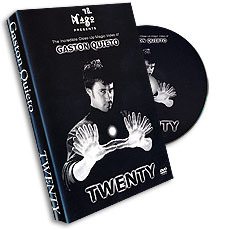 Twenty Magic Dvd