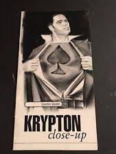 Krypton Close up