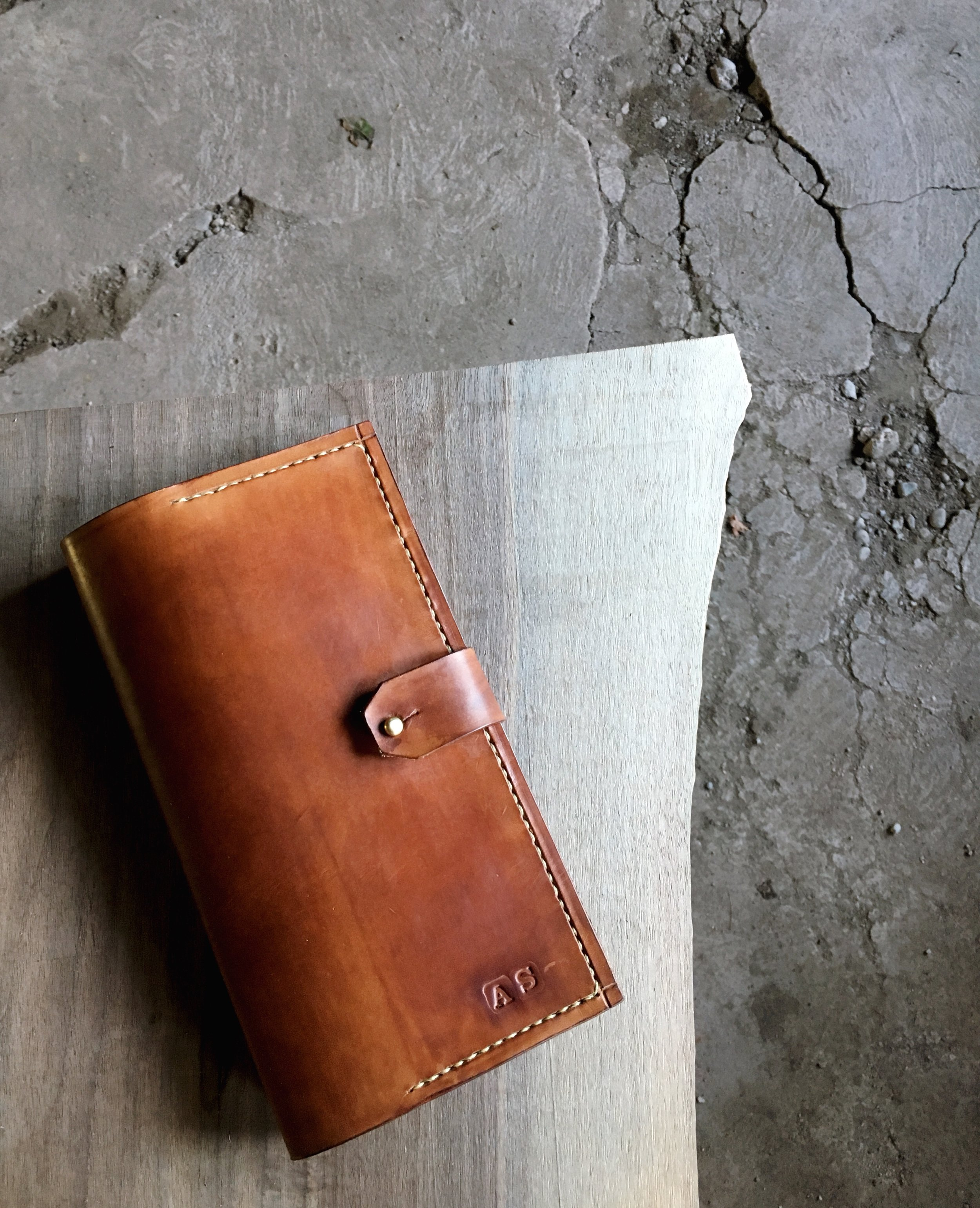 Fish & Bicycle Hand Leather Smithing - photo Juliette Hermant -9
