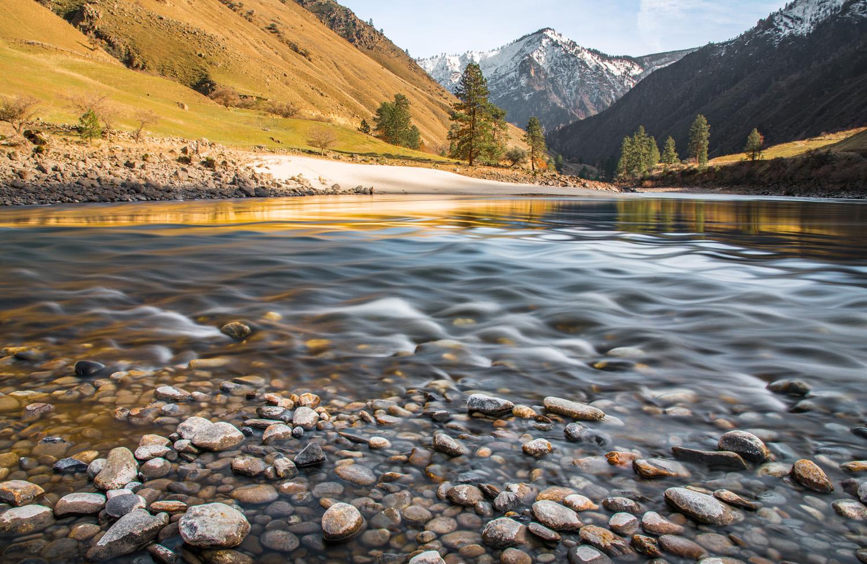 Salmon River #1