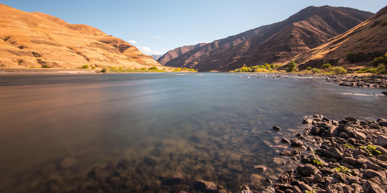 Smooth Snake River