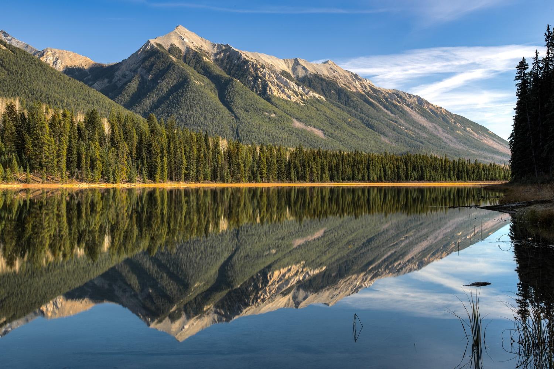 Dog Lake Reflection