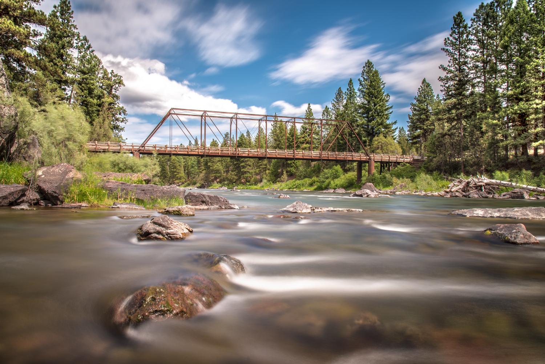 Blackfoot River Bridge