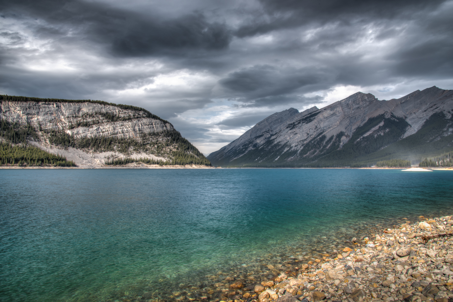 Spray Lakes Reservoir #1