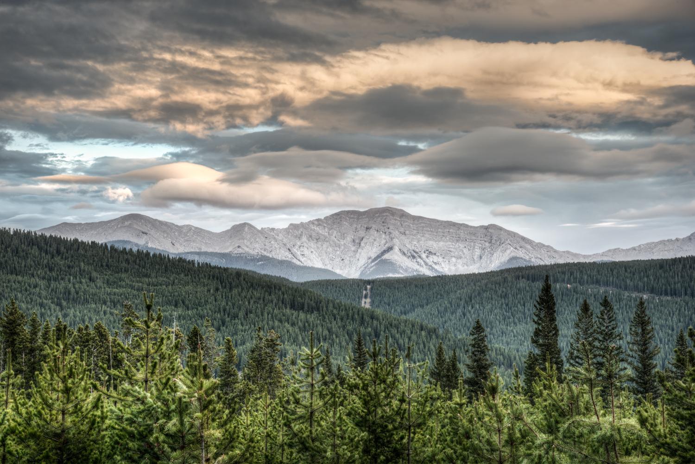 Caudron Peak