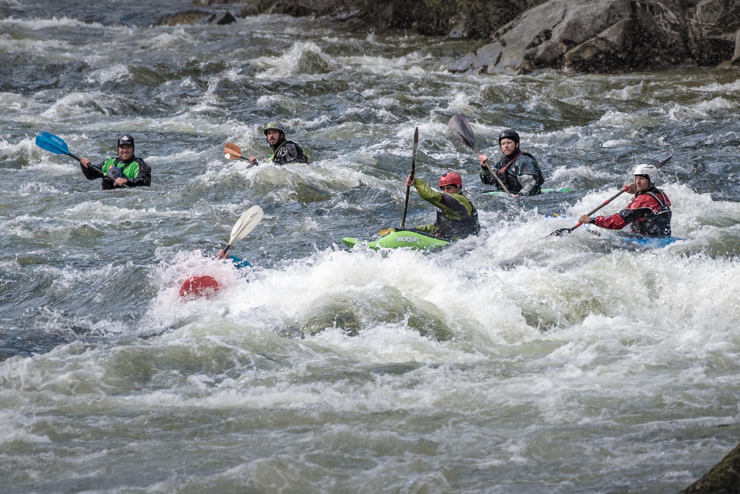 Lochsa Rapids