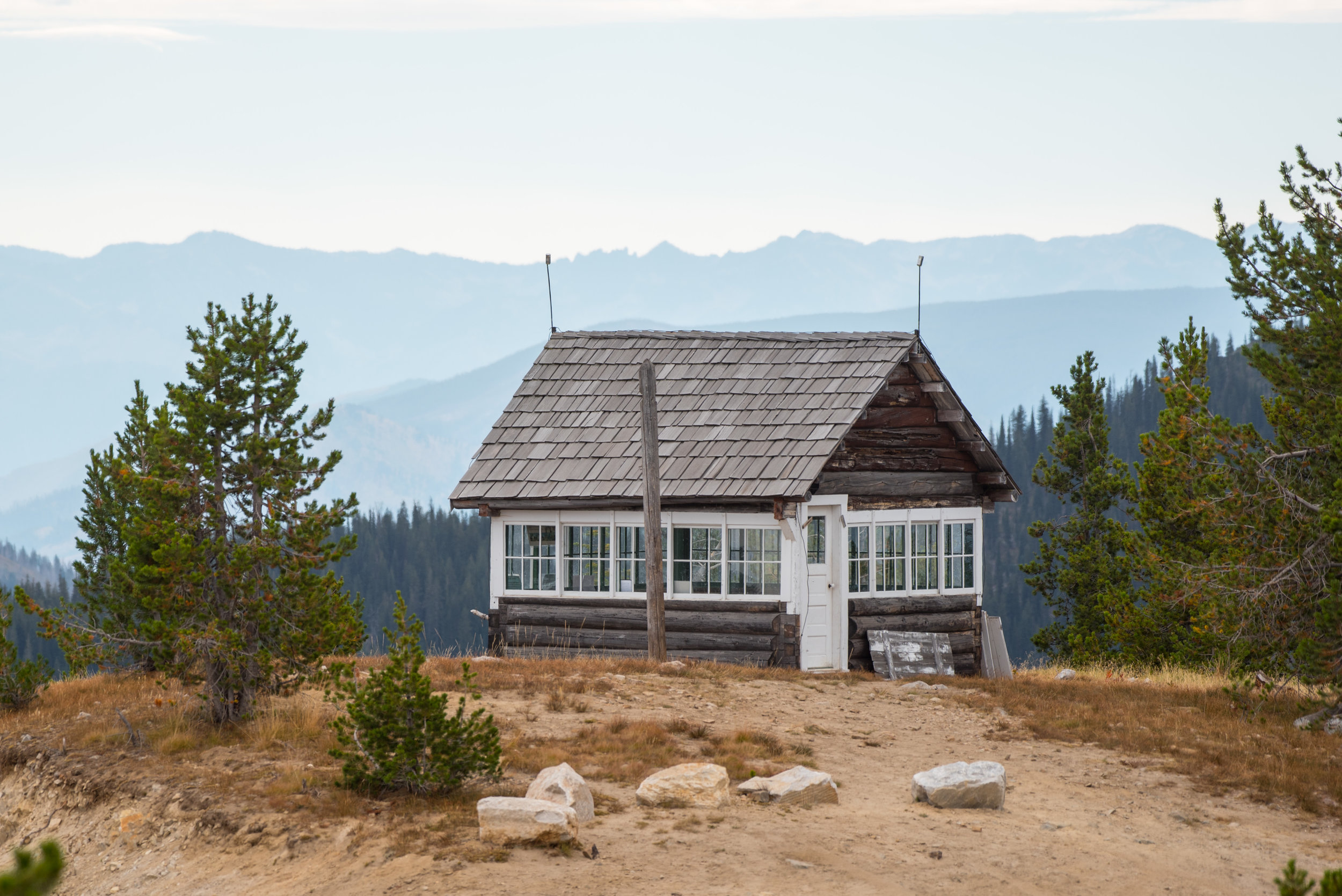Square Mountain Lookout