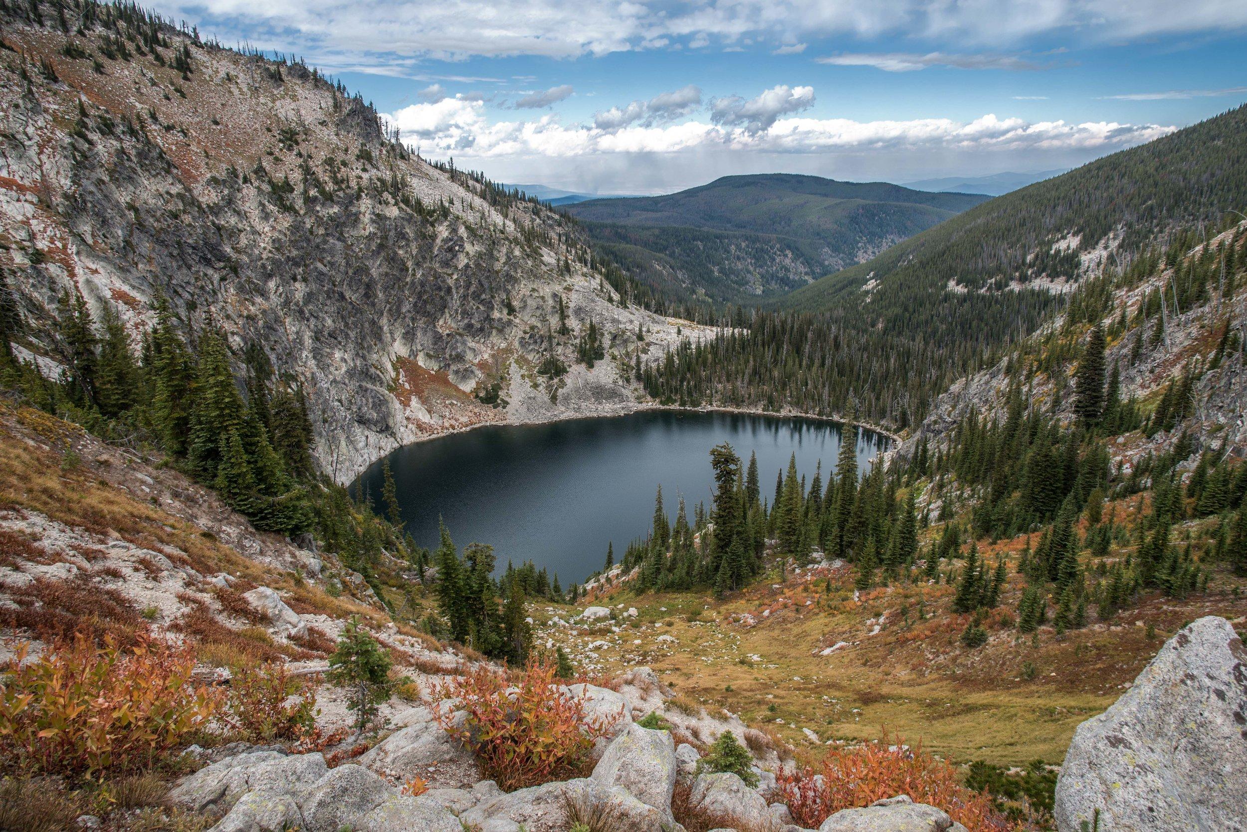 Gospel Lake