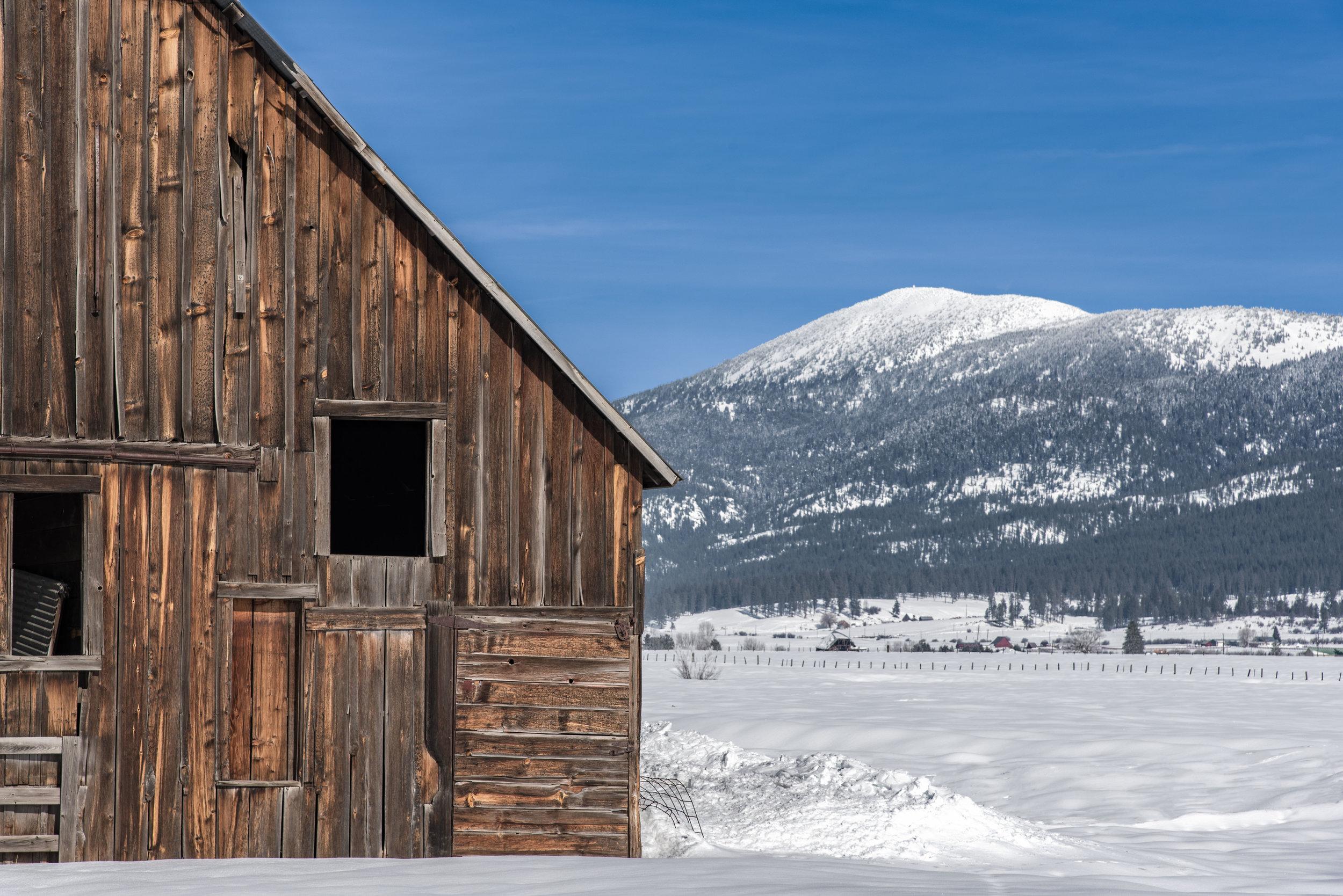 Big Barn #2