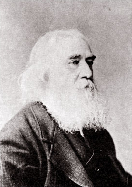Lysander Spooner. Wikimedia commons (   link   ).