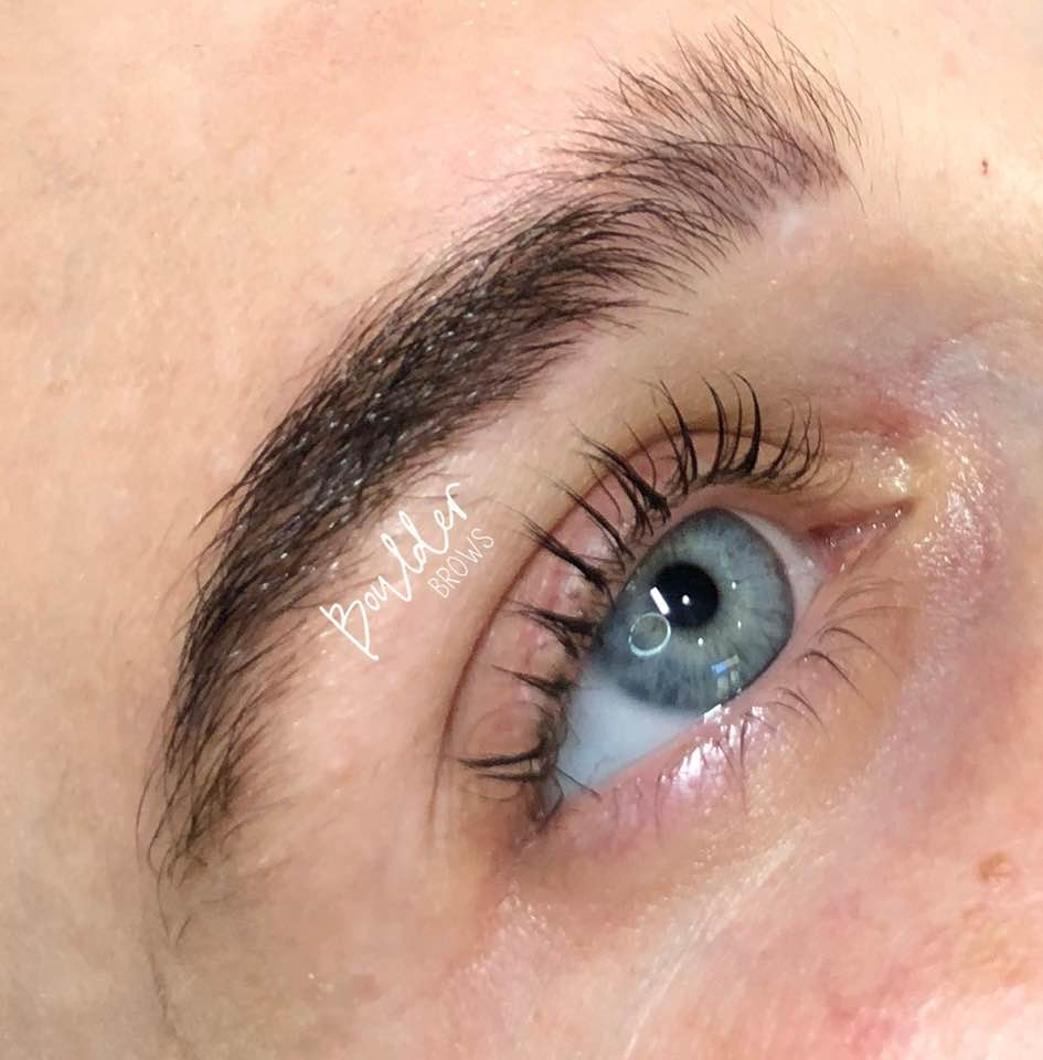 LASH LIFT CORRECTION BY SOPHIA