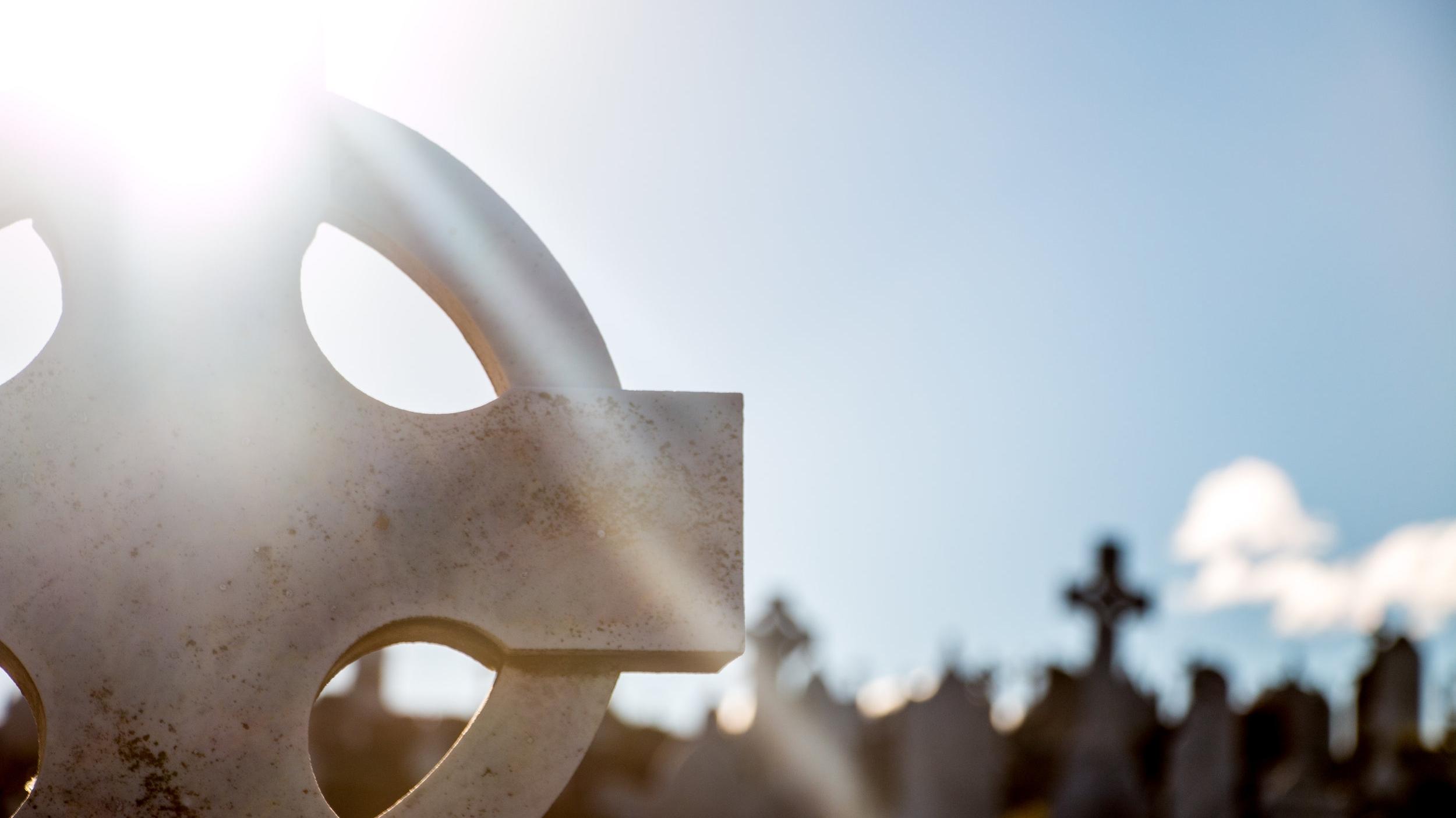 Death & BECOMING HUMAN - Fr. John Behr