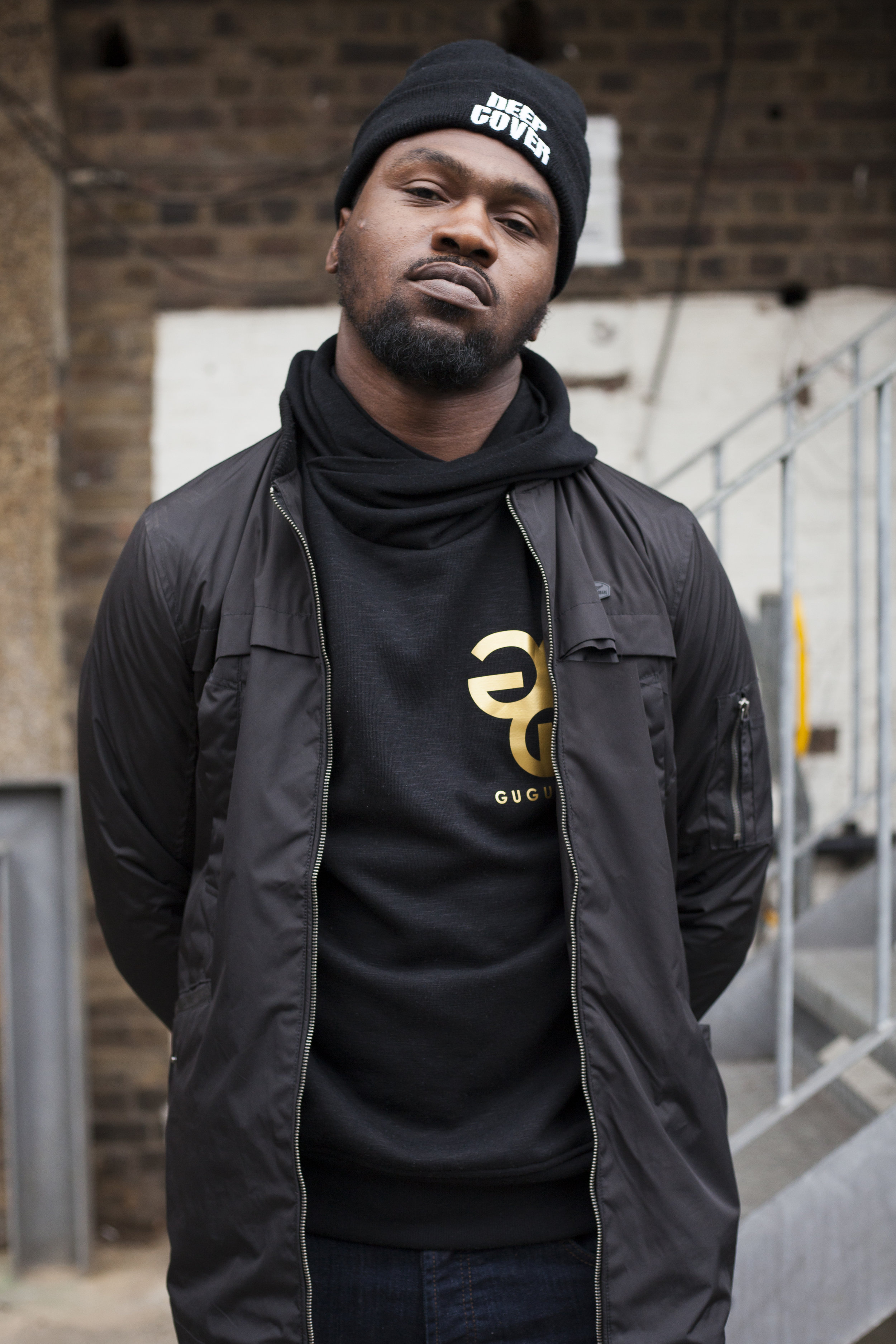 Magugu   Magugu is a rapper & videographer based in Cardiff. He will be featured heavily on new DC material, and will be responsible for important upcoming video content.   Facebook  /  Twitter