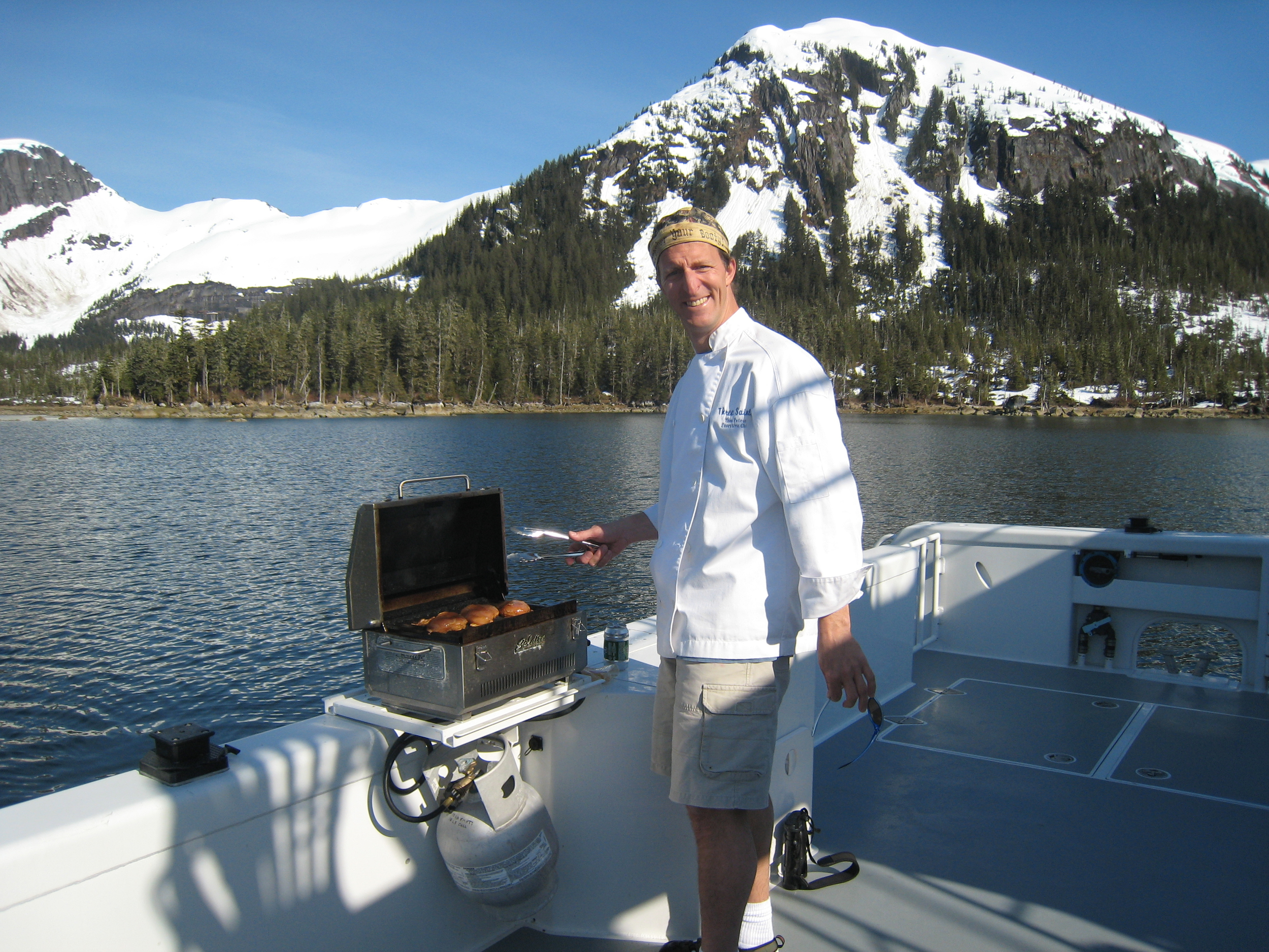 Chef Theo is your private vacation chef