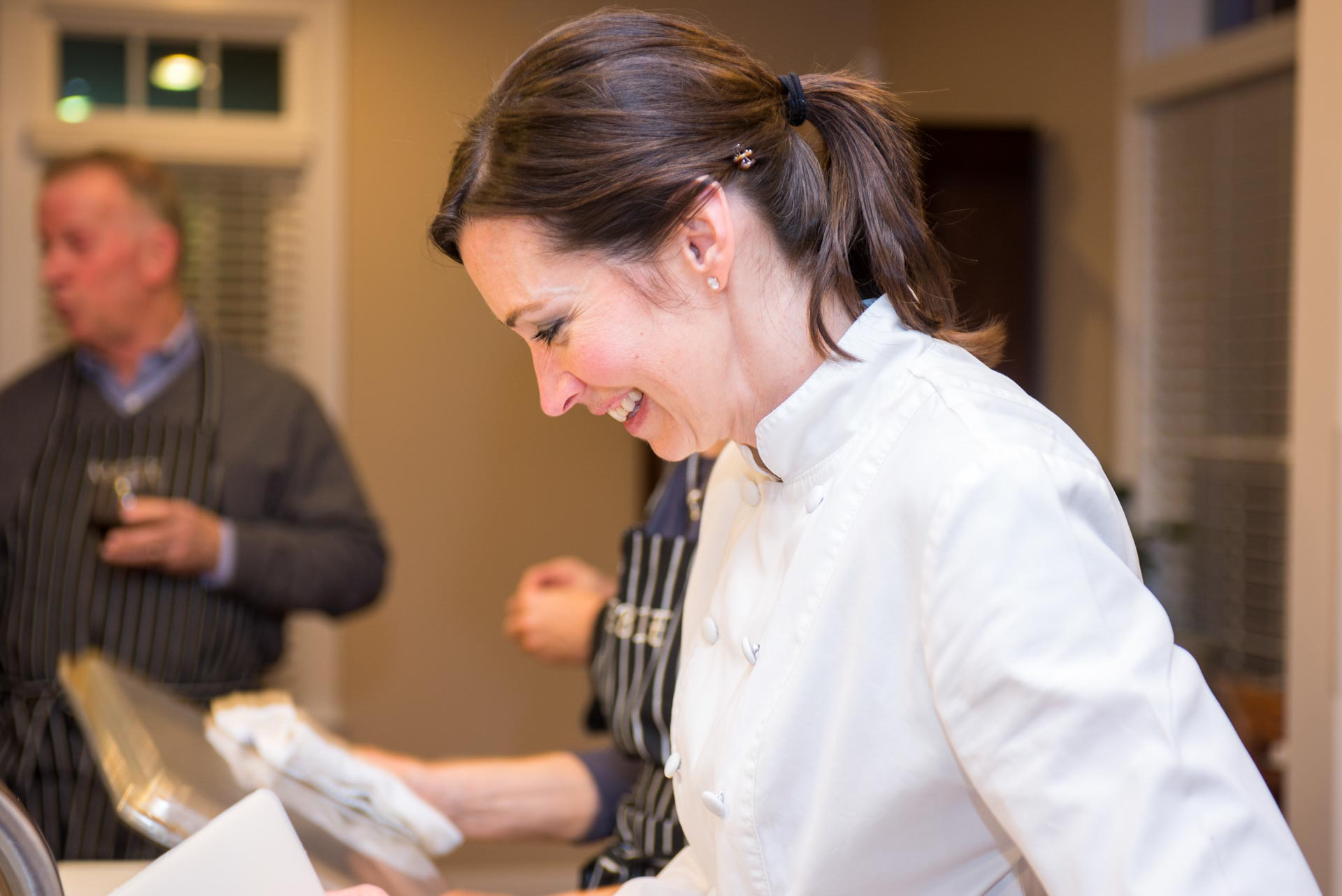 Chef Melissa Wieczorek, Owner of Zest Culinary Services