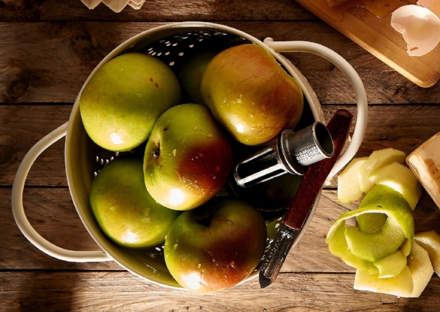 Apples Beyond Dessert