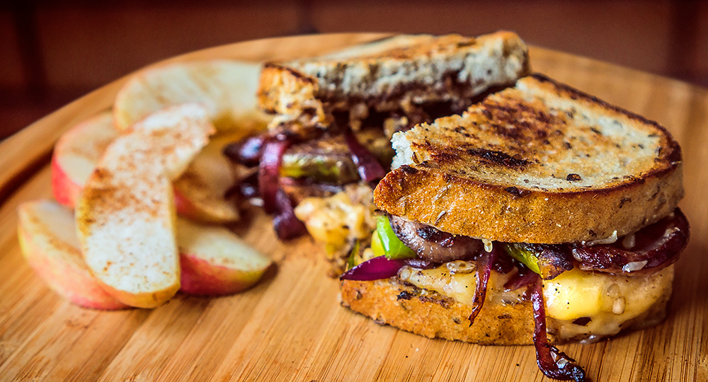 Image of The Charlotte from GrilledCheeseAcademy.com