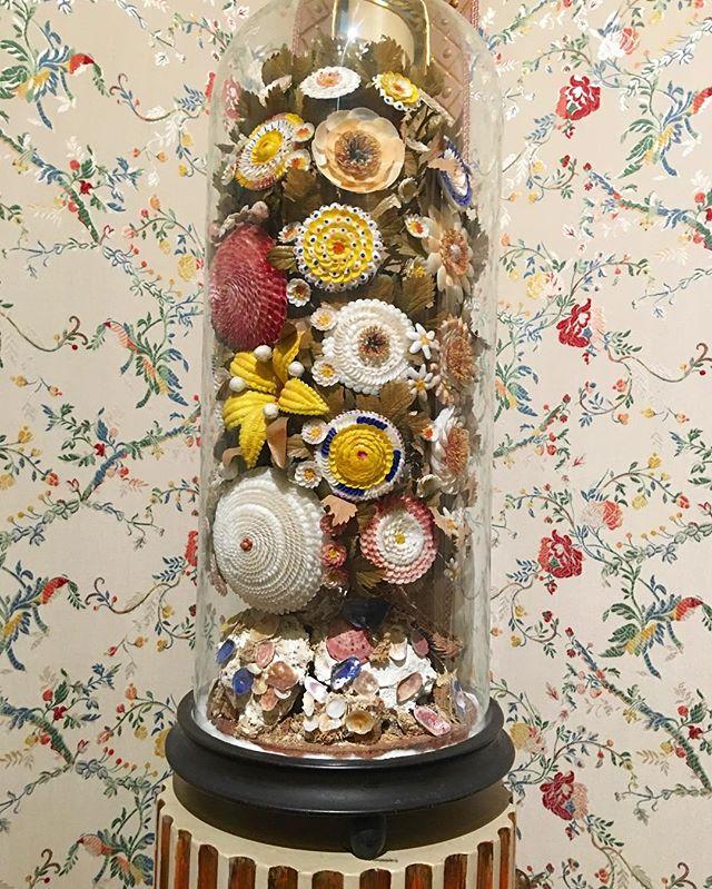 From Palau del Marqués de Dosaigües #Spain #Valencia #Palace #floral #flowers #art #inspo #colors